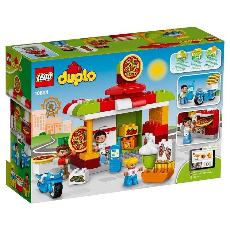 Lego Duplo 10834 Pizzeria Marki Lego Klocki Lego Wszystkie