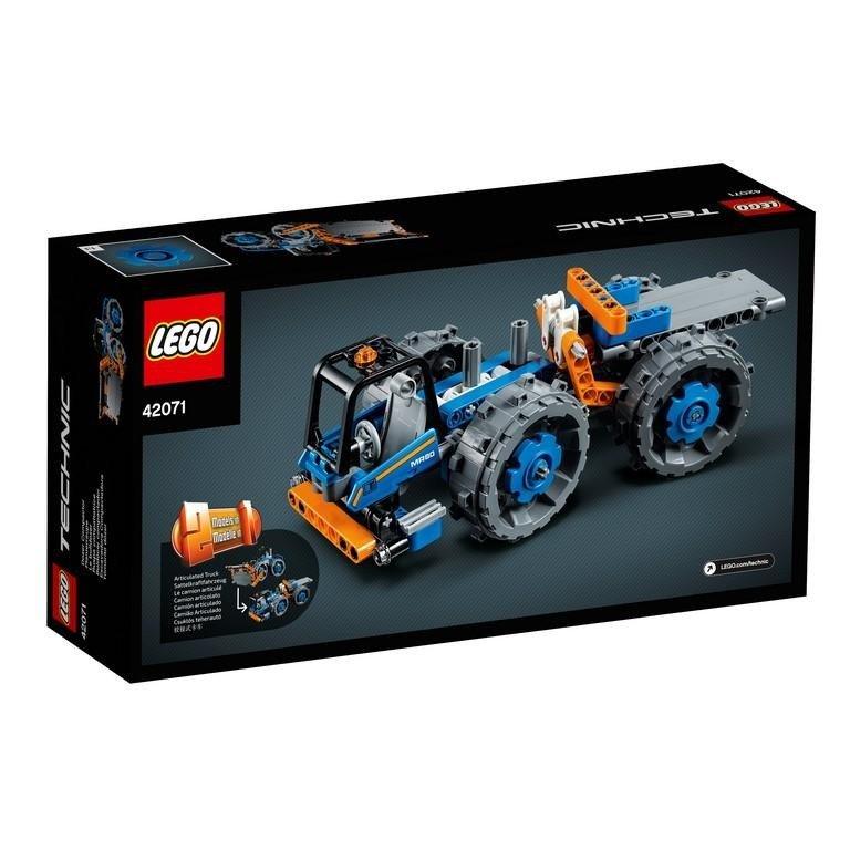 Lego Technic Spycharka 42071 Marki Lego Klocki Lego Wszystkie