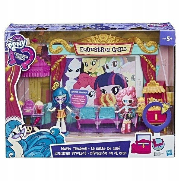 4506 My Little Pony Equestria Girls Mini zestaw kinowy