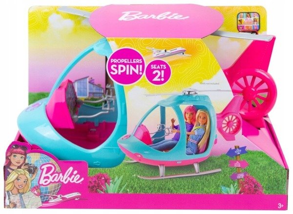 FWY29 Barbie helikopter