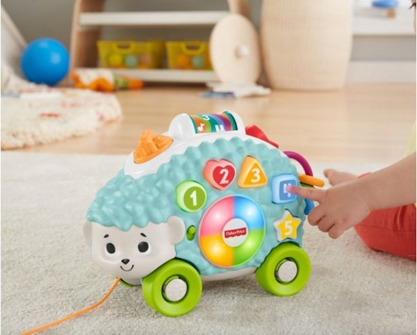 Fisher Price GJB11 Linkimals interaktywny Jeż